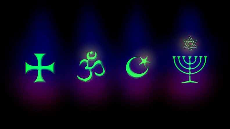 মানুষের ধর্ম অথবা ধর্মের মানুষ